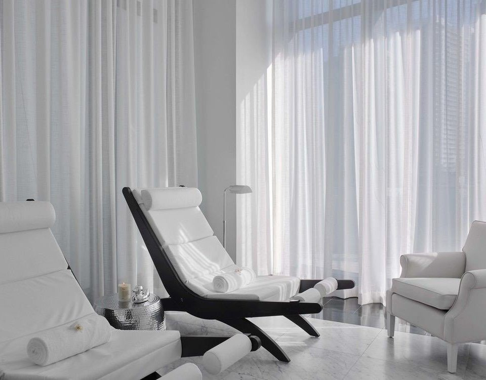 curtain white living room textile window treatment chair decor material