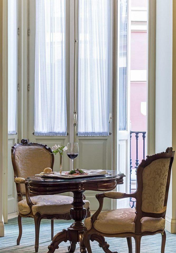 home hardwood chair curtain window treatment textile living room