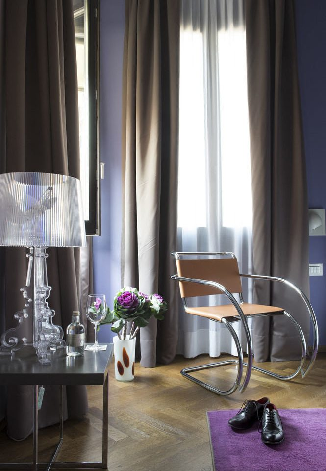 curtain chair window treatment textile living room material purple