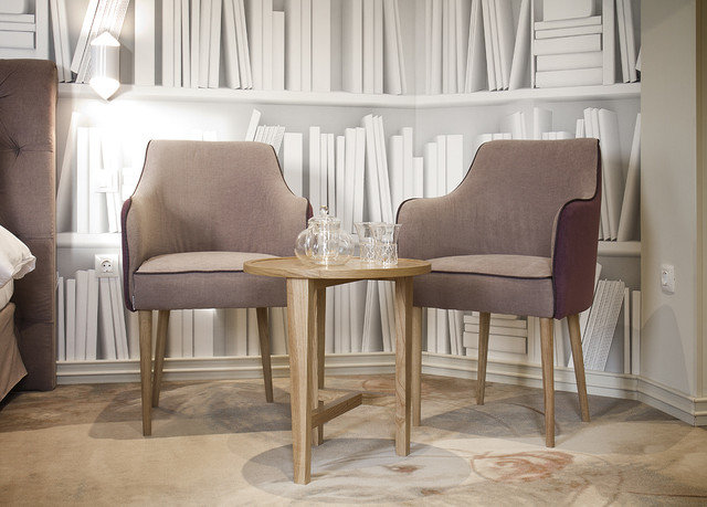 chair living room hardwood home flooring