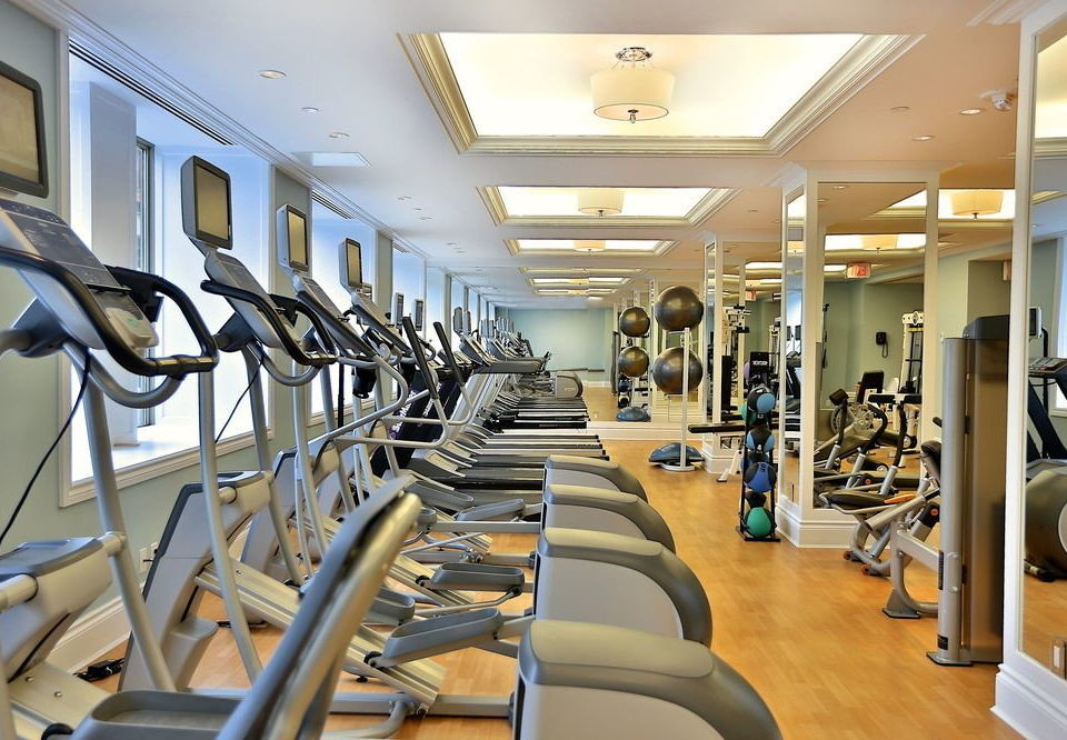 chair structure gym sport venue leisure
