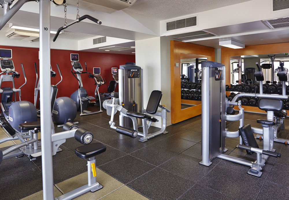 structure gym chair sport venue muscle office
