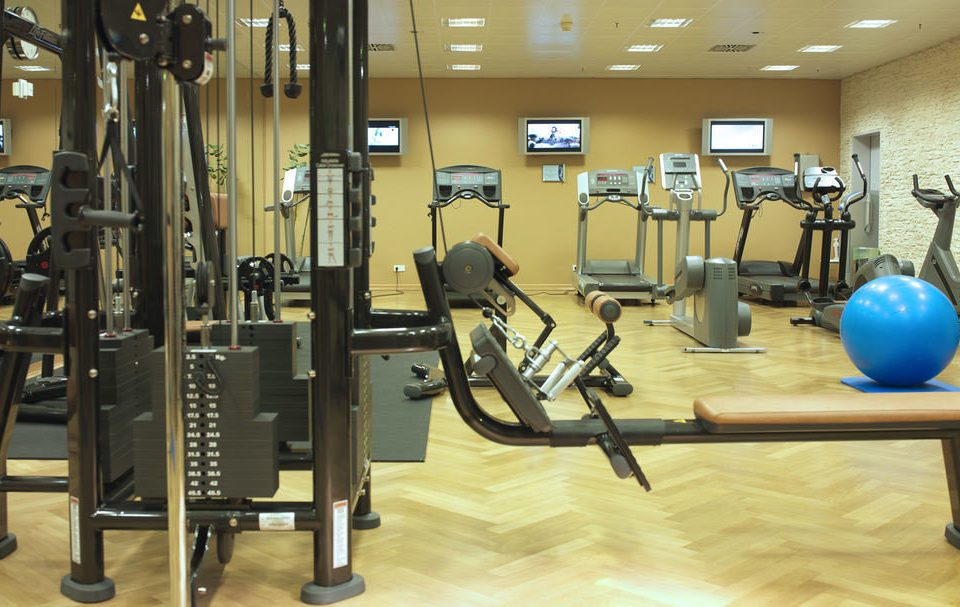 chair structure gym sport venue muscle wooden physical fitness