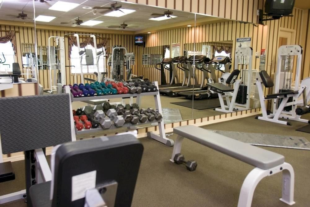 chair structure gym sport venue physical fitness