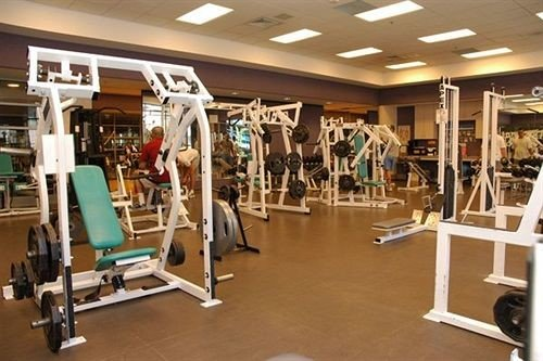 structure gym chair sport venue physical fitness