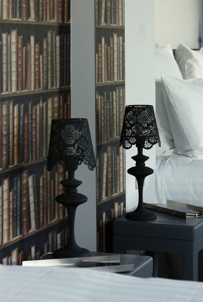shelf living room lighting home chair pillow