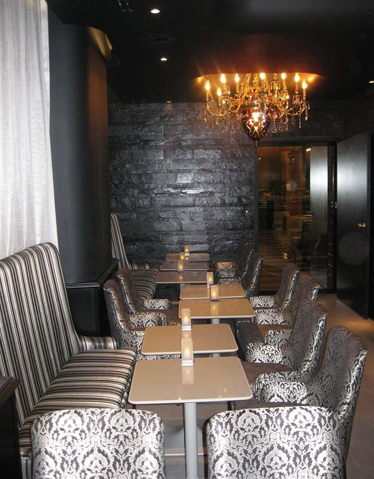 chair man made object restaurant lighting living room leather