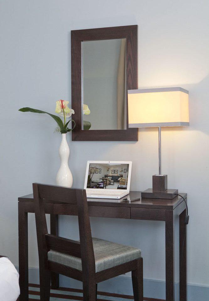 white chair living room shelf