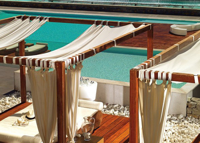 chair swimming pool property outdoor structure