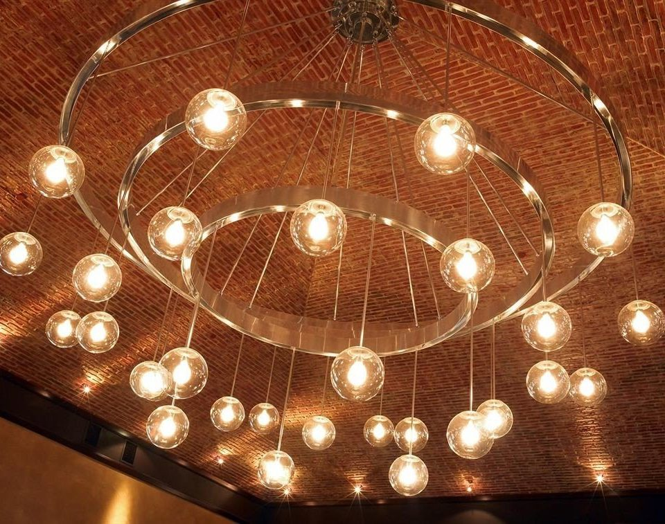 chandelier light fixture light lighting fashion accessory circle metal jewellery