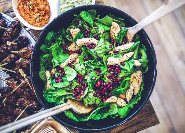 food green vegetable leaf vegetable chard flower herb