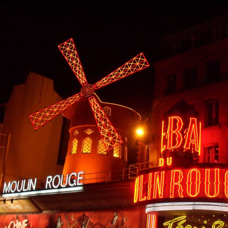 City Entertainment sign night Christmas christmas decoration christmas lights holiday neon sign