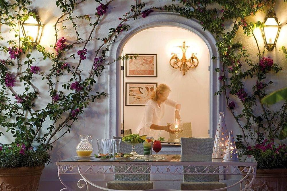 tree flower plant floristry altar flower arranging home floral design arch mansion Courtyard Christmas arranged