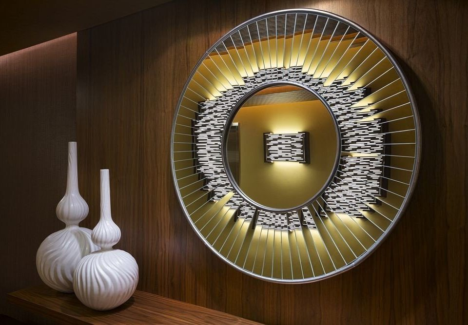light lighting light fixture wooden circle modern art symmetry