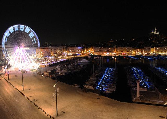 night structure landmark light sport venue atmosphere of earth cityscape evening stadium City arena bridge
