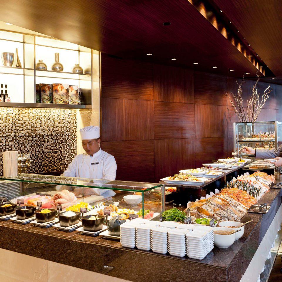 City food bakery buffet restaurant brunch delicatessen counter sense breakfast cuisine