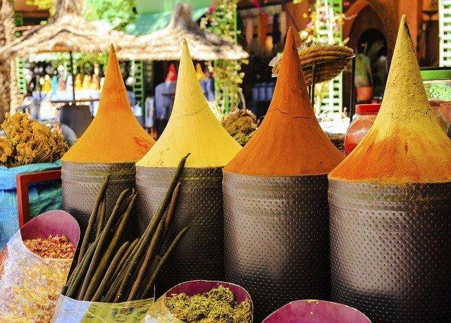 public space City market vendor bazaar food sense