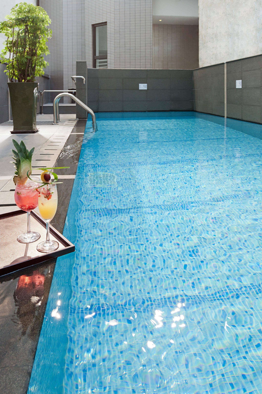 City Classic Deck Drink Outdoors Pool swimming pool leisure flooring backyard blue