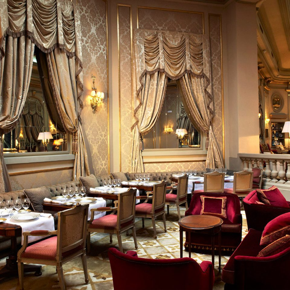 City Classic Dining Drink Eat Elegant Luxury Romantic chair restaurant Lobby palace living room function hall ballroom