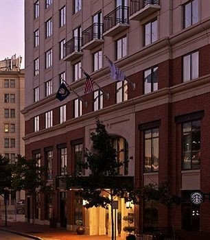 Classic Exterior building Town street neighbourhood plaza Downtown condominium residential area City government building