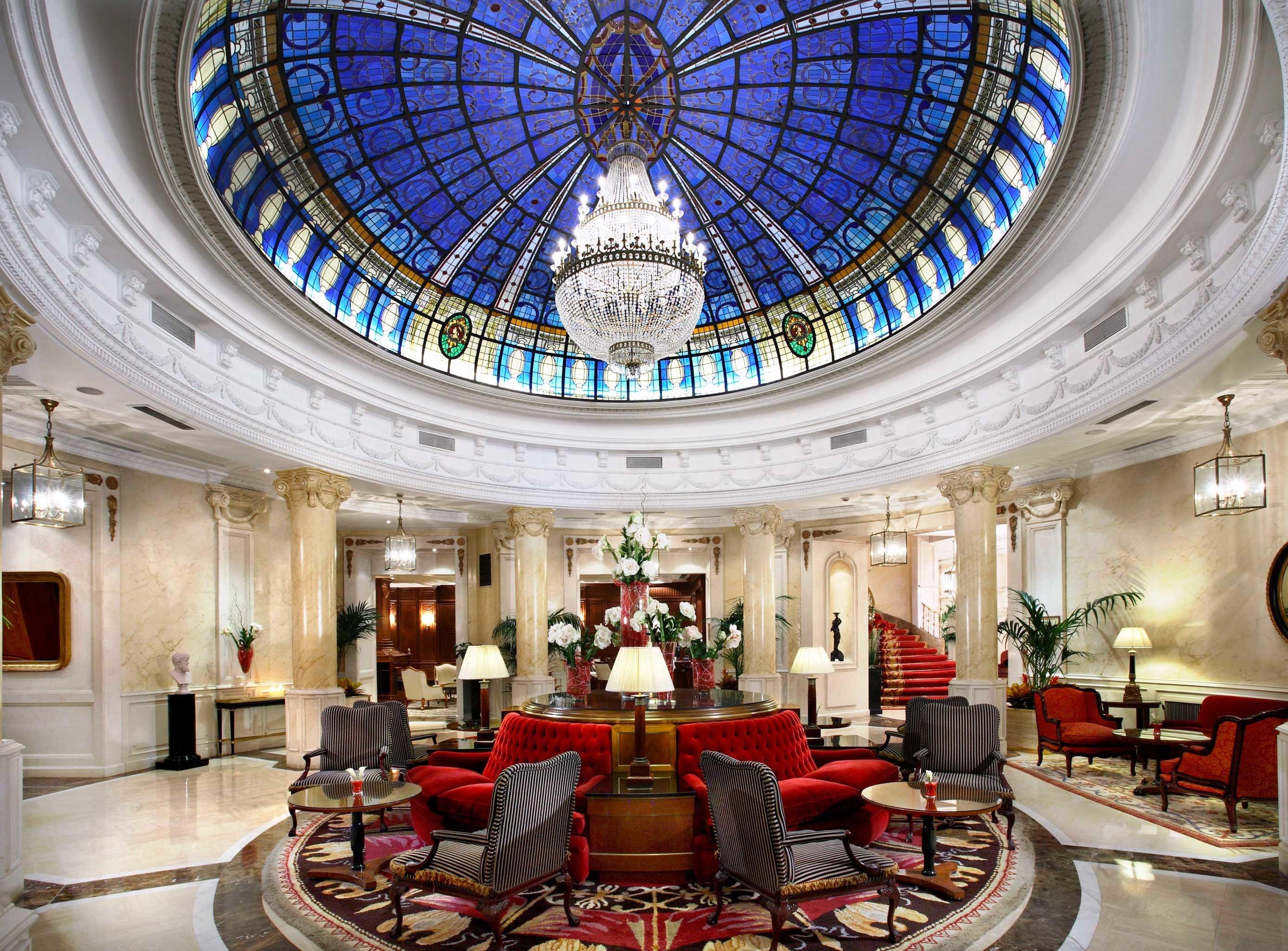 City Classic Elegant Historic Lobby building function hall palace ballroom theatre