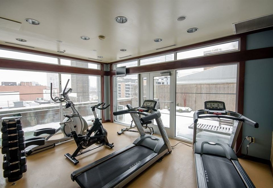 City Classic Fitness structure sport venue condominium