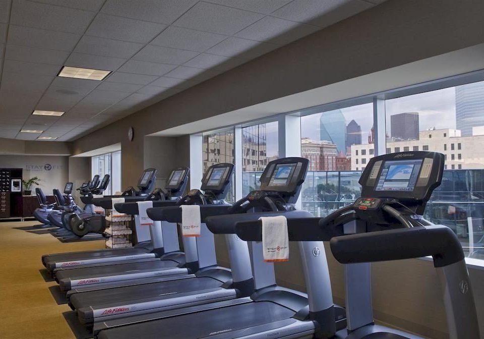 City Classic Fitness structure sport venue condominium office