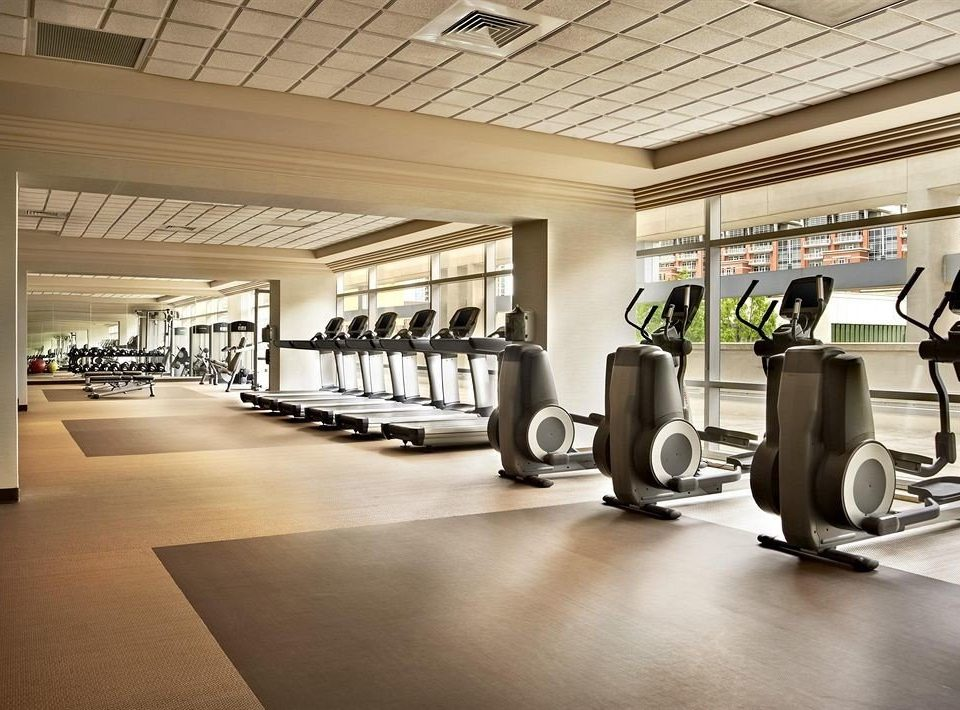 City Classic Fitness structure gym sport venue public transport