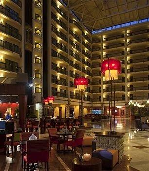 City Classic Lobby building plaza shopping mall night