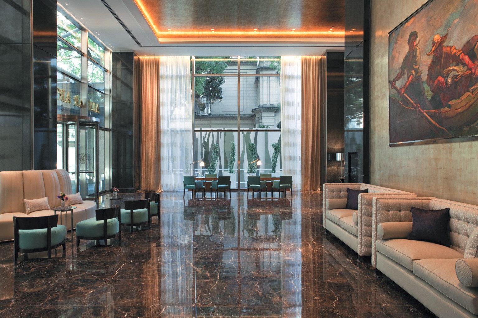 City Classic Lobby Lounge property living room home flooring condominium