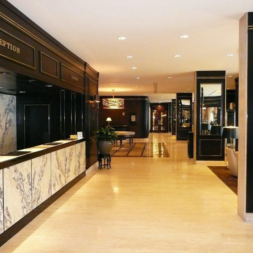 City Classic Lobby Modern property home condominium