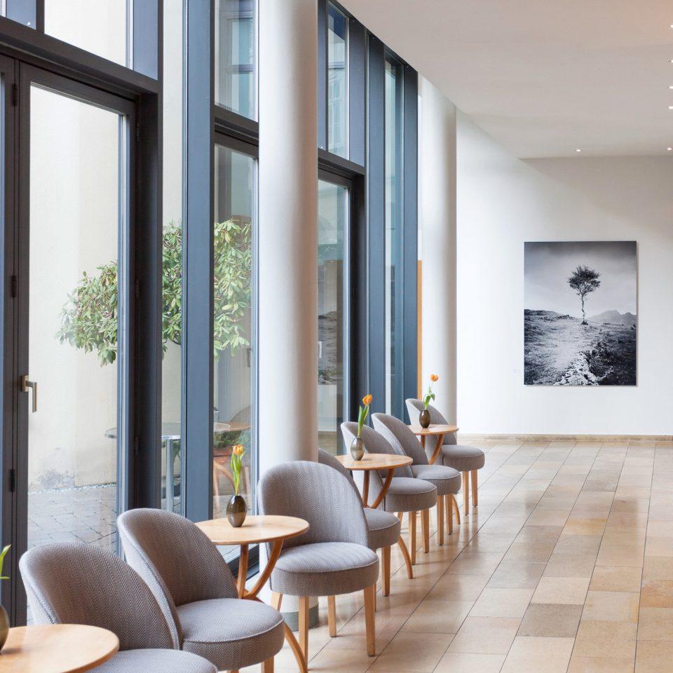 City Courtyard Hip Lobby Modern property living room condominium home professional
