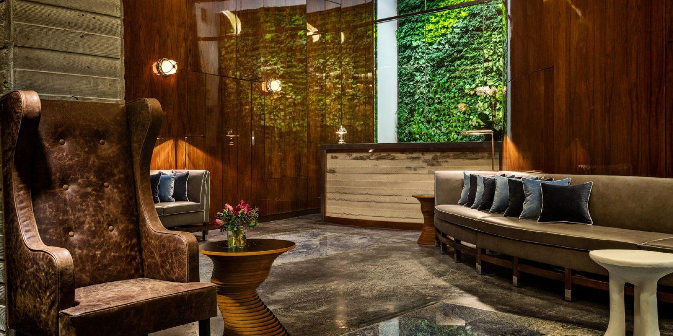 City Lounge Luxury Lobby home Courtyard living room lighting backyard mansion seat stone