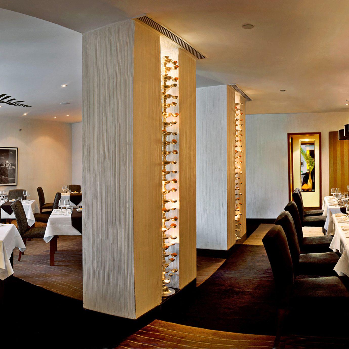 City Cultural Dining Drink Eat Modern function hall restaurant Lobby ballroom