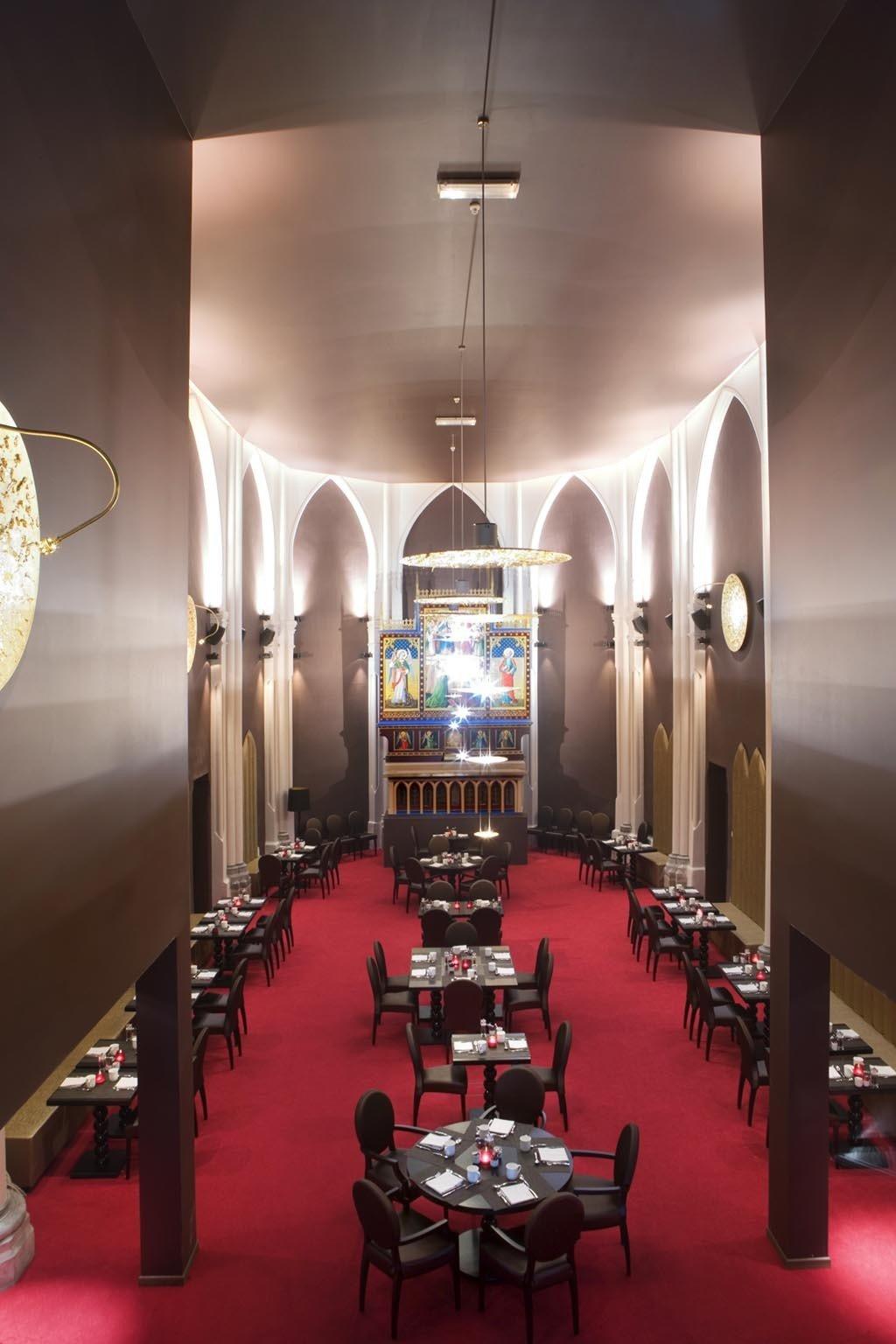 City Cultural Dining Drink Eat Historic function hall lighting restaurant