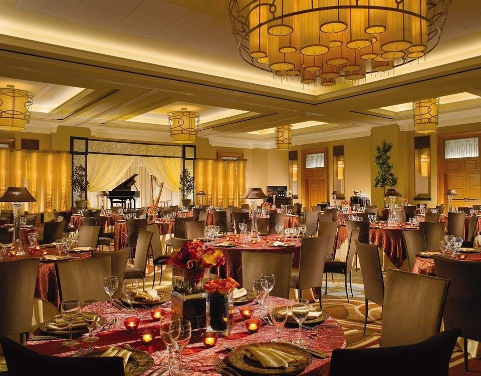 City Dining function hall restaurant ballroom banquet