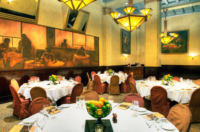 City Dining Drink Eat Historic wedding ceremony function hall restaurant wedding reception