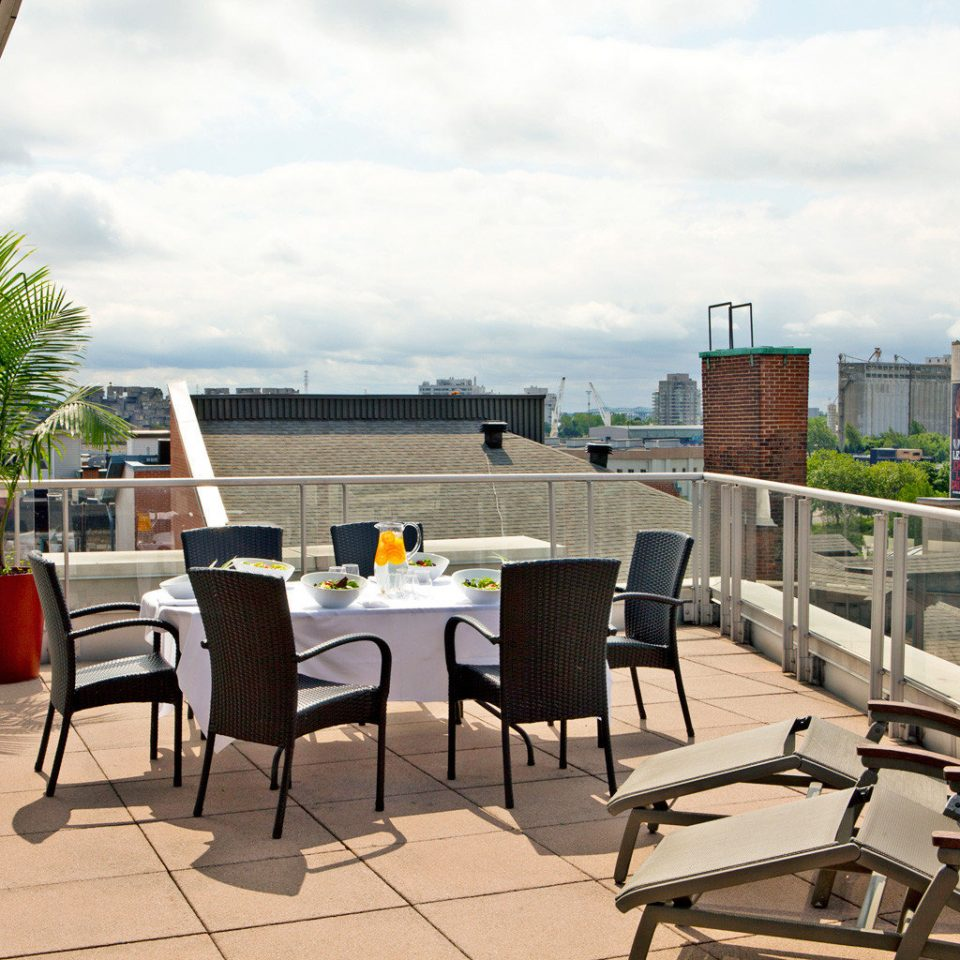 City Dining Drink Eat Modern Rooftop Scenic views sky chair leisure property home outdoor structure condominium