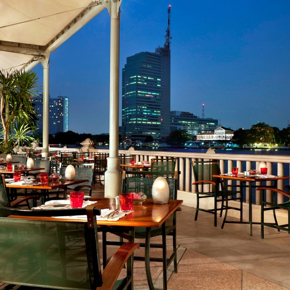 City Dining Drink Eat Hotels Patio Terrace Waterfront sky chair restaurant plaza condominium Resort