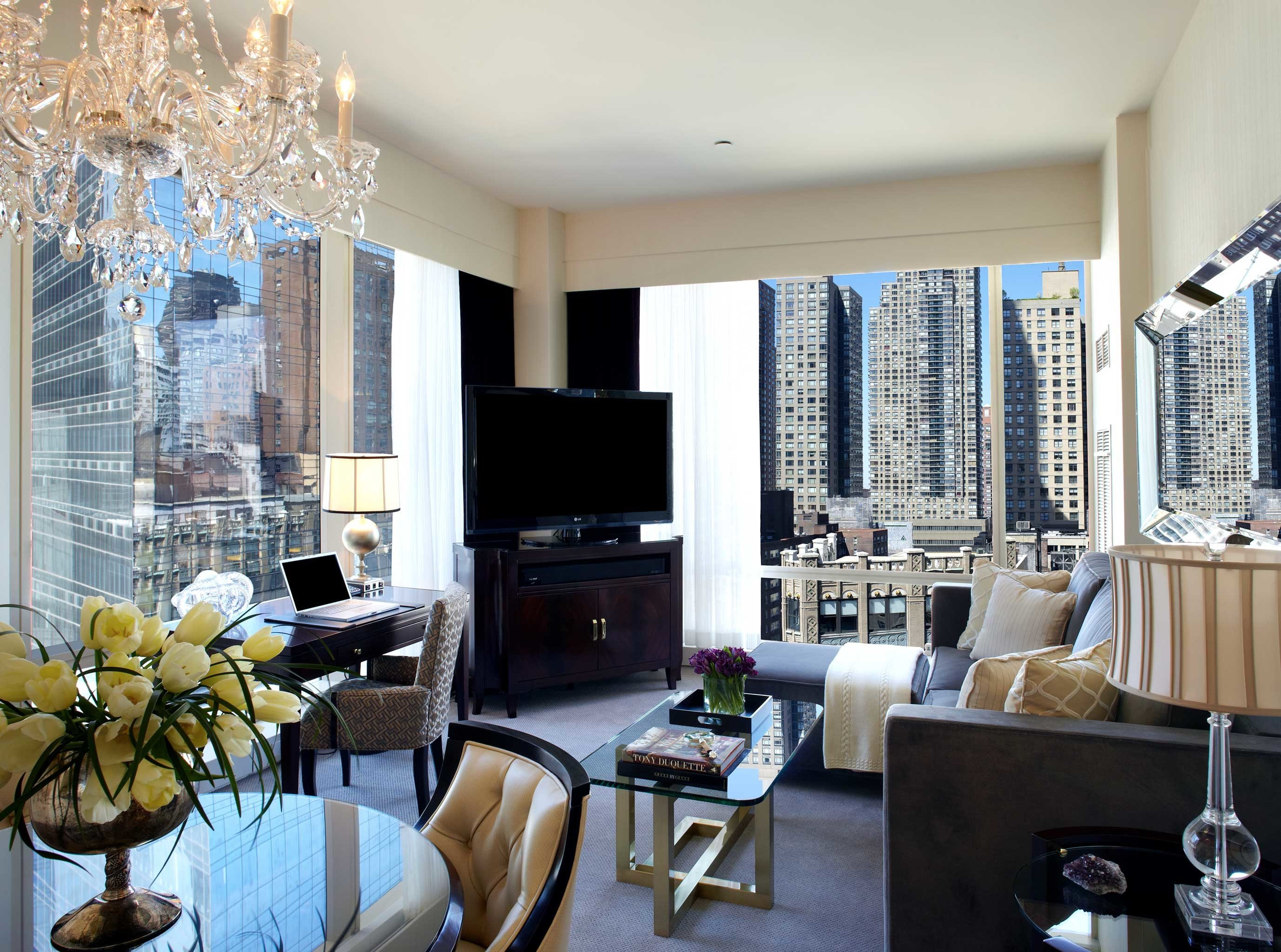 City Elegant Luxury Suite living room property home condominium Dining