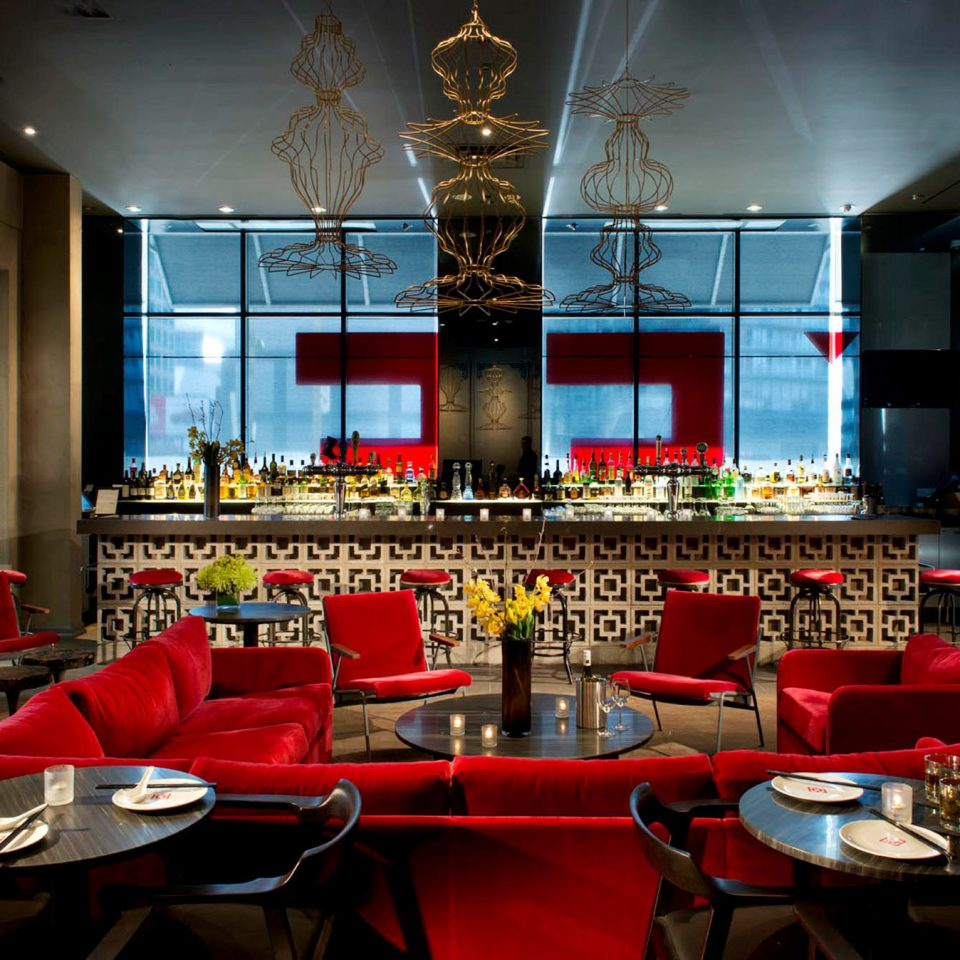 City Lounge Nightlife red restaurant Dining