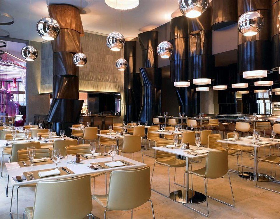 City Dining Modern restaurant café cafeteria