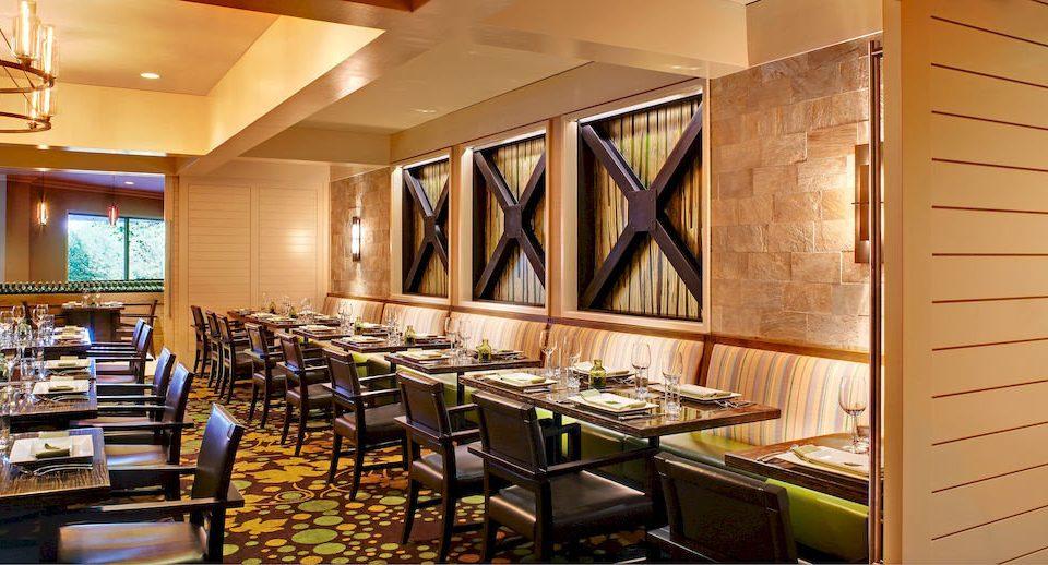 City Dining Modern restaurant function hall