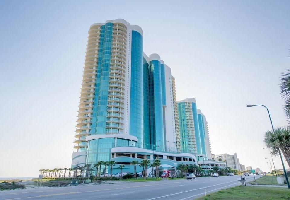 sky metropolitan area tower block skyscraper condominium landmark City building Downtown residential area metropolis cityscape skyline tower