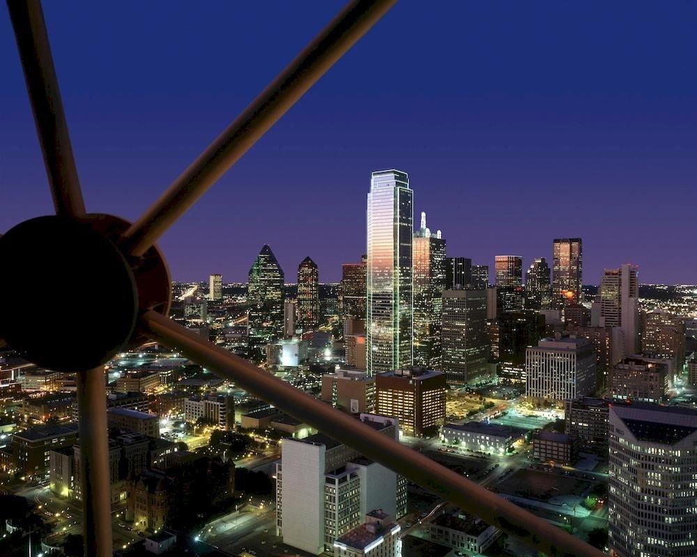 sky metropolitan area metropolis skyline skyscraper City cityscape night landmark Downtown evening dusk