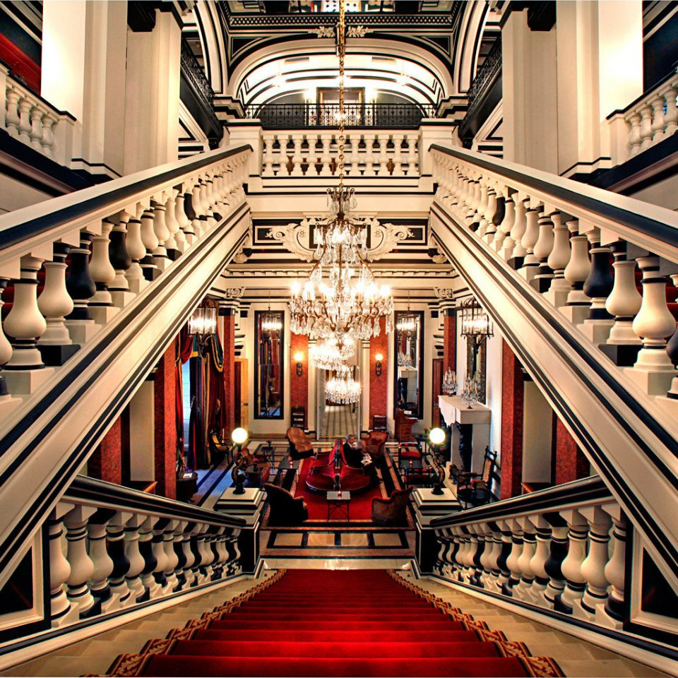 City Elegant France Historic Hotels Lobby Paris Romantic symmetry hall