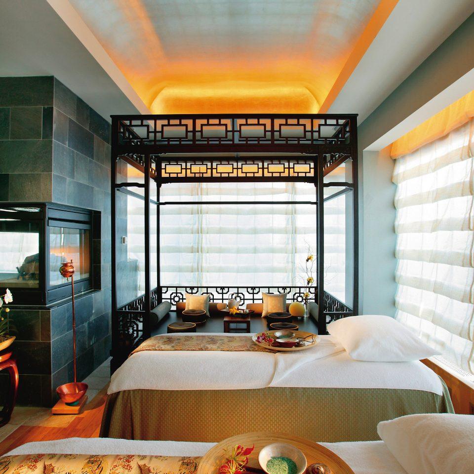 City Elegant Health + Wellness Hotels Luxury Spa Spa Retreats Wellness property living room condominium home Lobby loft Suite