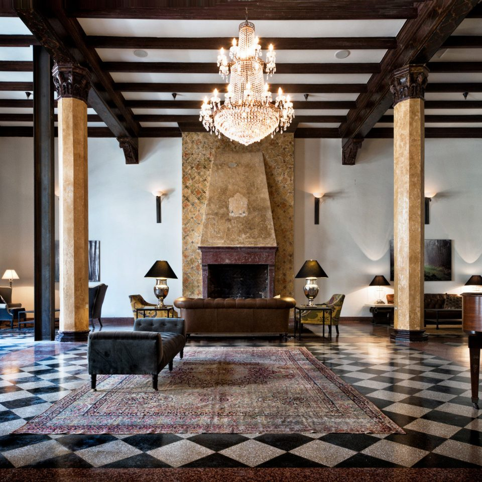 City Elegant Hip Lobby Lounge Modern property building mansion living room home lighting palace flooring ballroom Villa hall