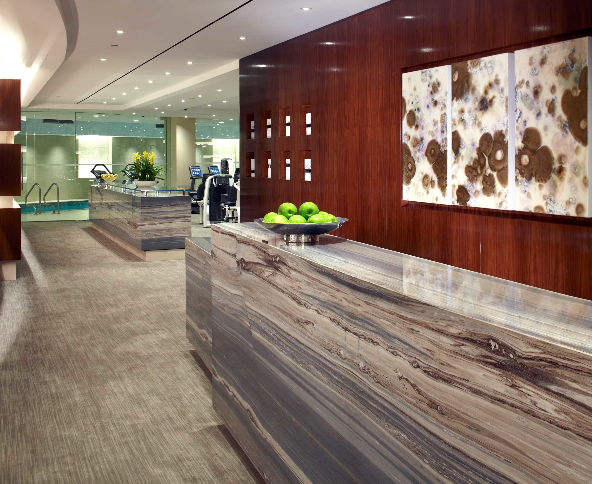 City Elegant Lobby Luxury flooring wood flooring