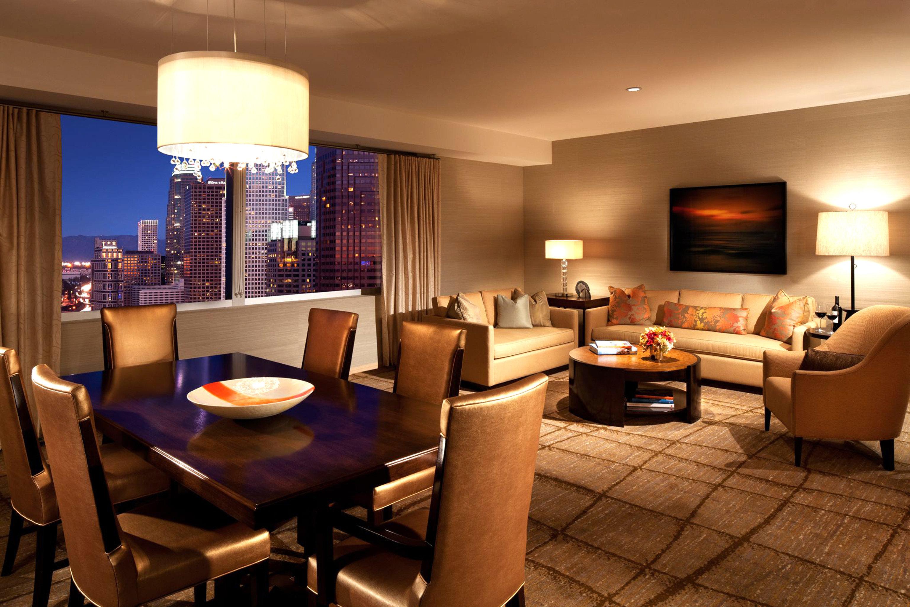 City Elegant Modern Scenic views Suite property chair living room condominium home Lobby recreation room